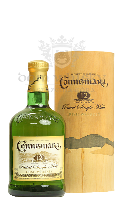 Connemara Peated 12 letni Review / 40% / 0,7l