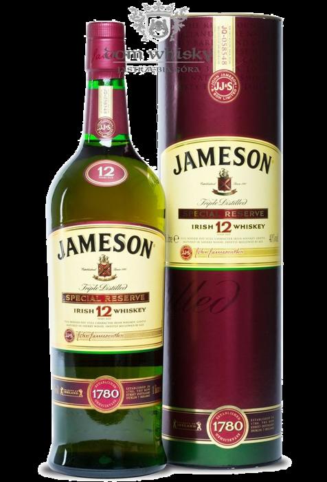 Jameson 12-letni / 40% / 1,0l