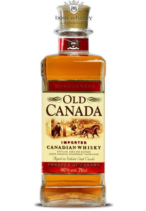 Old Canada McGuinness / 40% / 0,7l